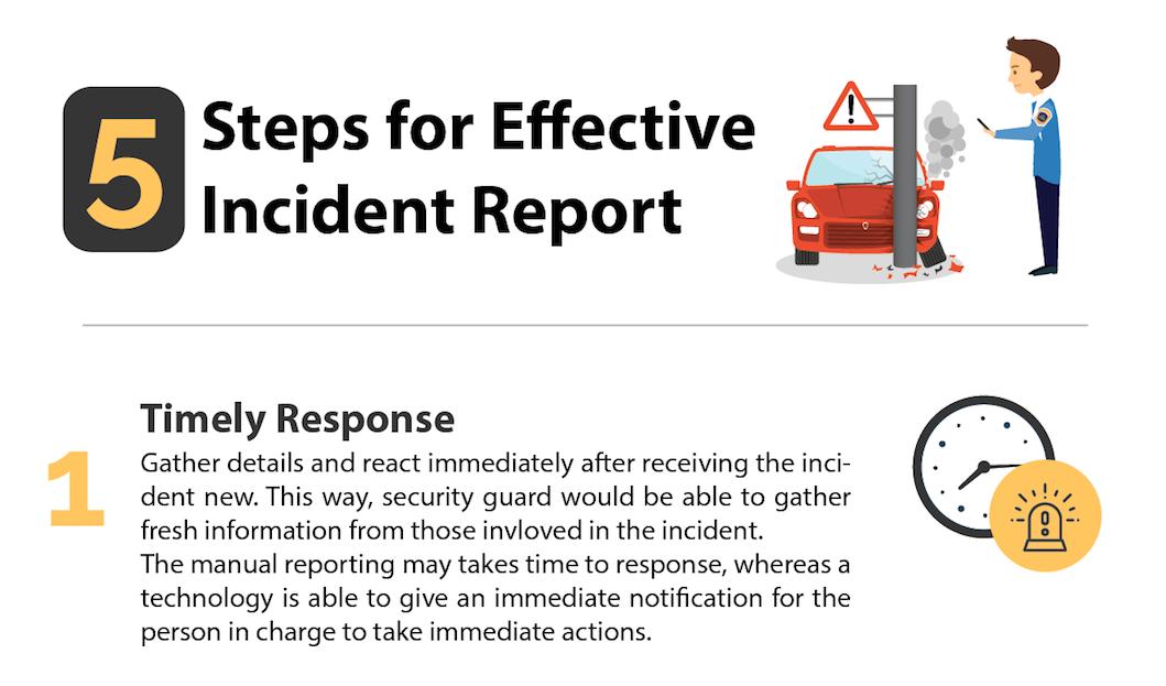 Effective Incident Report